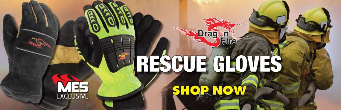 Dragonfire Rescue Gloves
